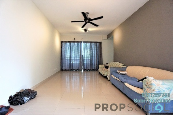 For Rent Serviced Residence at Saville, Melawati Freehold Semi Furnished 3R/3B 2k