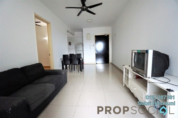 For Rent Condominium at Saville, Melawati Freehold Fully Furnished 3R/2B 1.8k