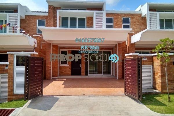 For Sale Terrace at SL8, Bandar Sungai Long Freehold Unfurnished 4R/3B 780k