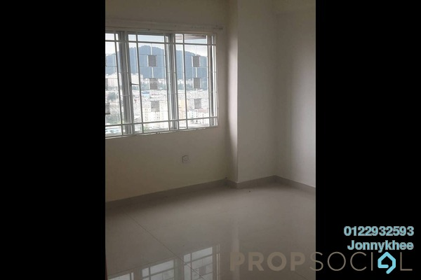 For Sale Condominium at Kepong Central Condominium, Kepong Freehold Semi Furnished 3R/2B 299k