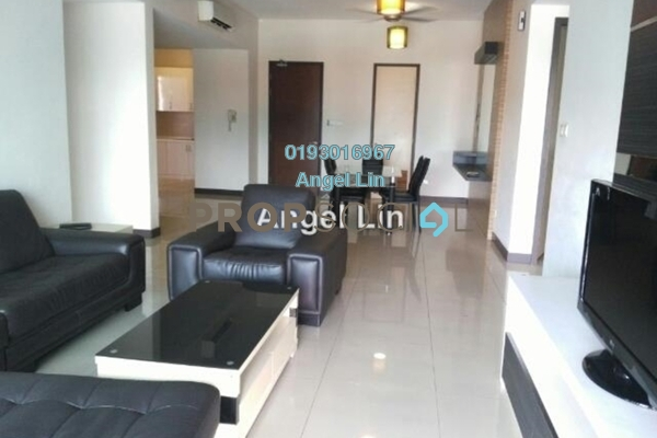 For Rent Condominium at Nautica Lake Suites @ Sunway South Quay, Bandar Sunway Freehold Fully Furnished 3R/3B 4k