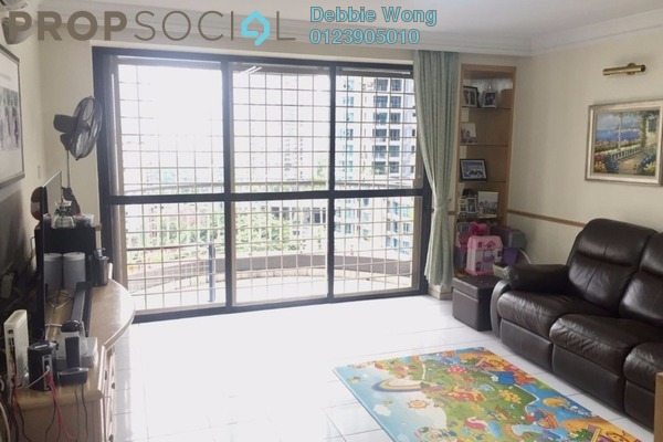 For Sale Condominium at Mont Kiara Palma, Mont Kiara Freehold Semi Furnished 3R/3B 888k