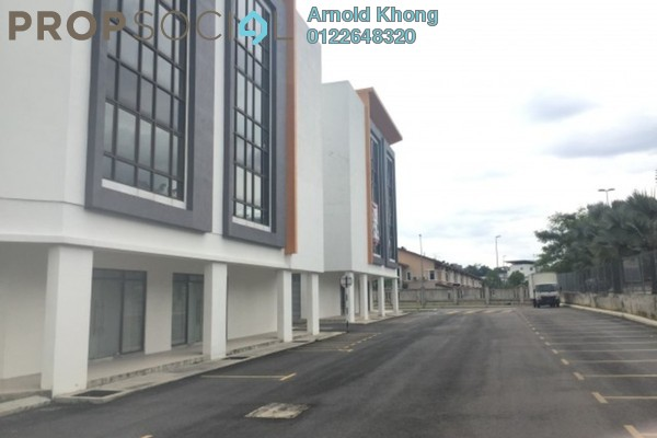 For Sale Shop at Green Acre Park, Bandar Sungai Long Freehold Unfurnished 0R/0B 3.3m