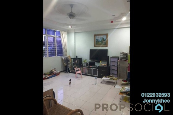 For Sale Duplex at Amandari, Segambut Freehold Semi Furnished 4R/2B 570k