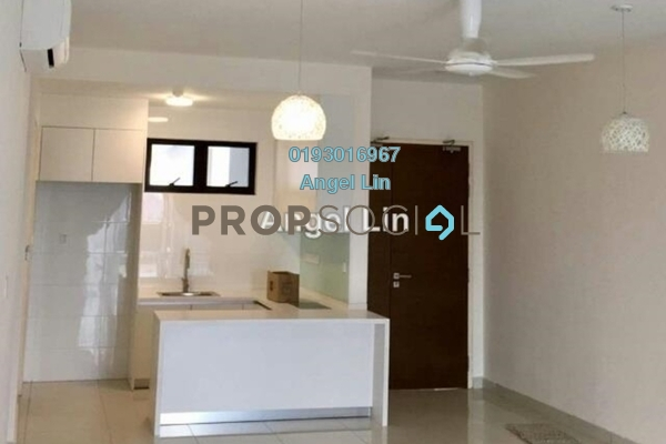 For Rent Serviced Residence at Isola, Subang Jaya Freehold Semi Furnished 3R/3B 4k