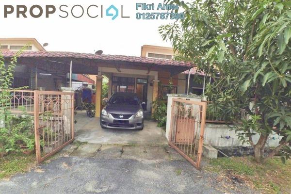 For Sale Terrace at Bandar Putera Klang, Klang Freehold Semi Furnished 3R/2B 365k