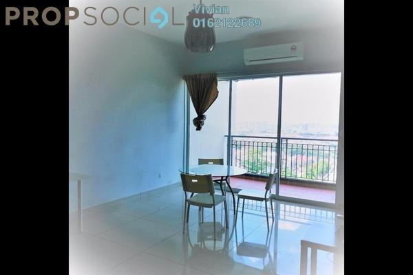 For Sale Condominium at 288 Residences, Kuchai Lama Freehold Semi Furnished 3R/2B 615k