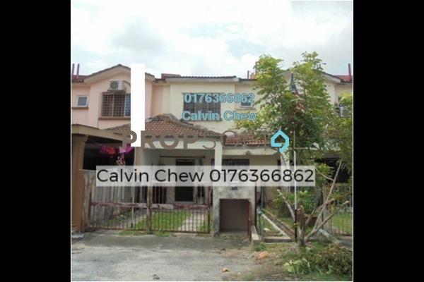 For Sale Terrace at Bandar Tasik Puteri, Rawang Freehold Unfurnished 0R/0B 200k
