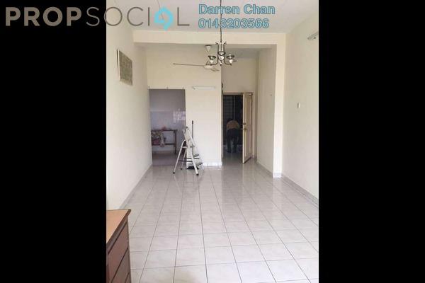 For Rent Condominium at Bayu Tasik 1, Bandar Sri Permaisuri Freehold Unfurnished 3R/2B 1.25k