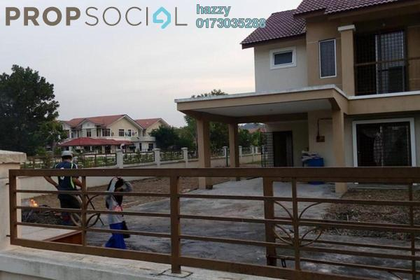 For Rent Semi-Detached at Bandar Puncak Alam, Kuala Selangor Freehold Unfurnished 4R/3B 1.1k