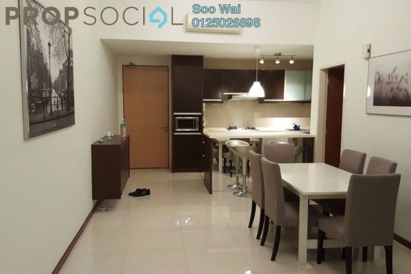 For Sale Condominium at Suasana Sentral Loft, KL Sentral Freehold Fully Furnished 1R/1B 1m
