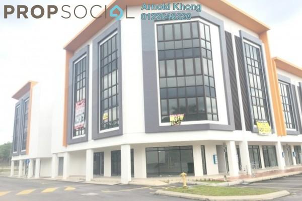 For Rent Shop at Green Acre Park, Bandar Sungai Long Freehold Unfurnished 0R/0B 2.5k