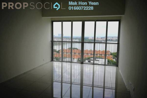 For Sale Condominium at Elevia Residences, Bandar Puchong Utama Freehold Semi Furnished 3R/2B 480k