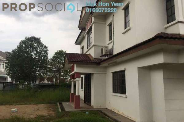 For Sale Terrace at Puteri 6, Bandar Puteri Puchong Freehold Semi Furnished 4R/4B 2.2m
