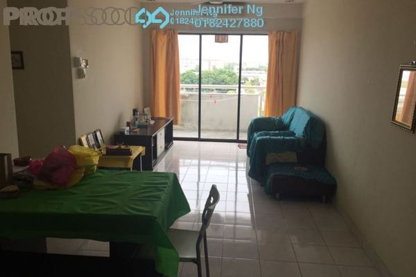 For Sale Condominium at Vista Millennium, Puchong Freehold Semi Furnished 3R/2B 258k