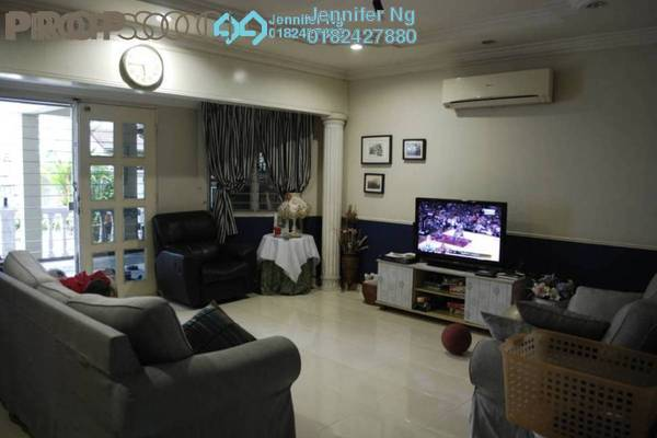 For Sale Terrace at USJ 23, UEP Subang Jaya Freehold Semi Furnished 5R/3B 880k