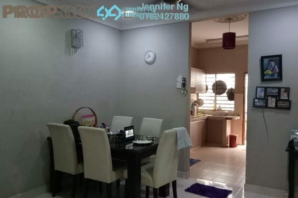 For Sale Terrace at Taman Pinggiran USJ, Subang Jaya Freehold Semi Furnished 4R/3B 638k