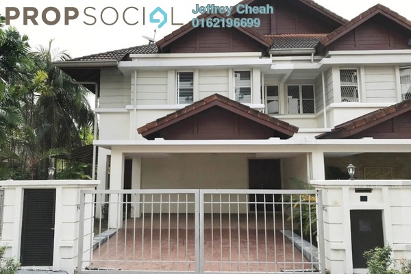 For Sale Semi-Detached at Semantan Villas, Damansara Heights Freehold Semi Furnished 5R/5B 3.55m