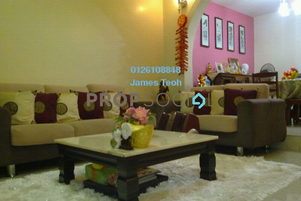 For Sale Terrace at Taman Taynton View, Cheras Freehold Semi Furnished 8R/3B 938k