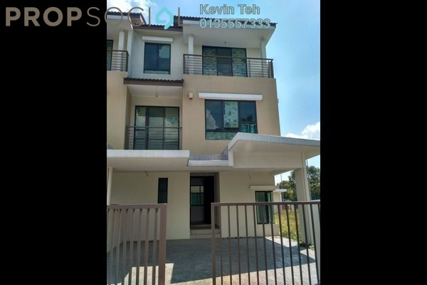 For Sale Link at Lakeside Residences, Puchong Freehold Semi Furnished 4R/5B 1.5m