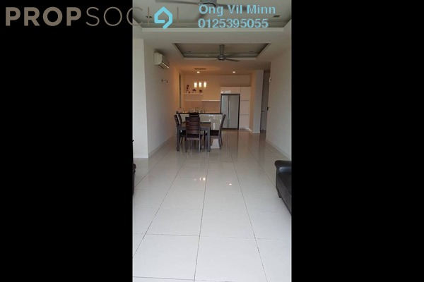 For Rent Condominium at Suasana Bangsar, Bangsar Freehold Fully Furnished 3R/3B 5k
