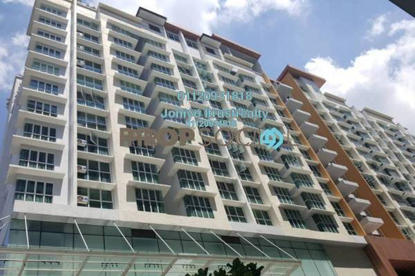 For Sale Condominium at G Residences @ Pacific Place, Ara Damansara Freehold Fully Furnished 3R/2B 697k