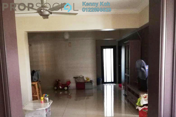 For Sale Apartment at Taman Sri Sentosa, Old Klang Road Freehold Semi Furnished 6R/4B 750k