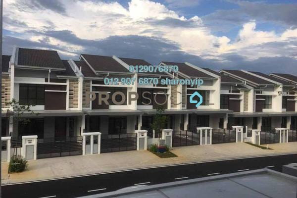 For Sale Terrace at M Residence 2, Rawang Freehold Unfurnished 4R/3B 475k