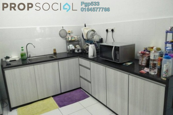 For Rent Apartment at 1-World, Bayan Baru Freehold Semi Furnished 3R/2B 1.2k