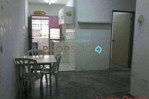 For Rent Apartment at Desa Satu, Kepong Freehold Unfurnished 3R/2B 650translationmissing:en.pricing.unit