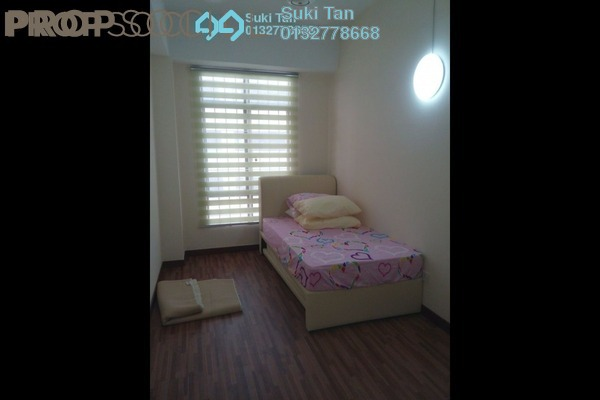 For Sale Apartment at Prima Saujana, Kepong Freehold Fully Furnished 3R/2B 298k