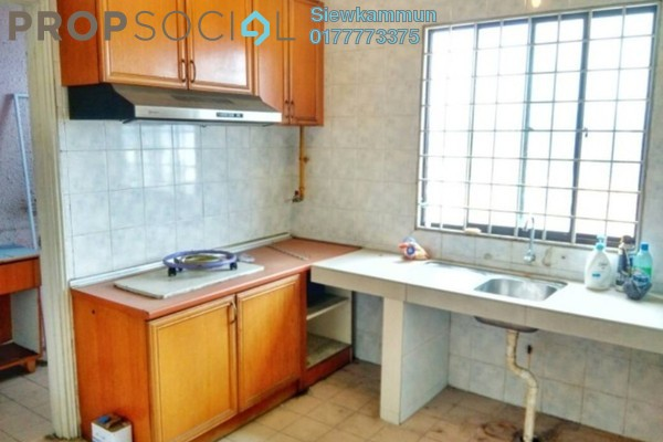 For Sale Condominium at Kenanga Point, Pudu Freehold Semi Furnished 3R/2B 495k