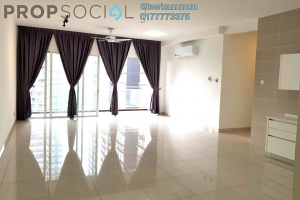 For Rent Condominium at Damansara Foresta, Bandar Sri Damansara Freehold Semi Furnished 4R/3B 2.1k