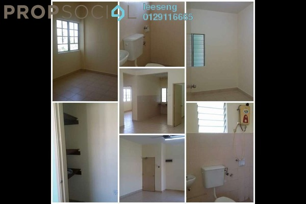 For Sale Apartment at Kasuarina Apartment, Klang Freehold Unfurnished 3R/2B 250k