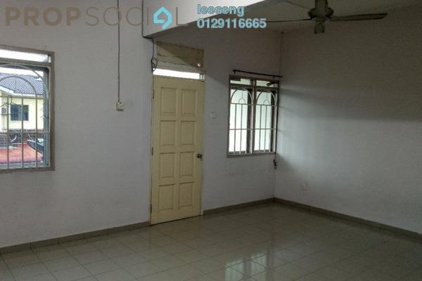 For Rent Terrace at Taman Klang Utama, Klang Freehold Semi Furnished 3R/2B 900translationmissing:en.pricing.unit
