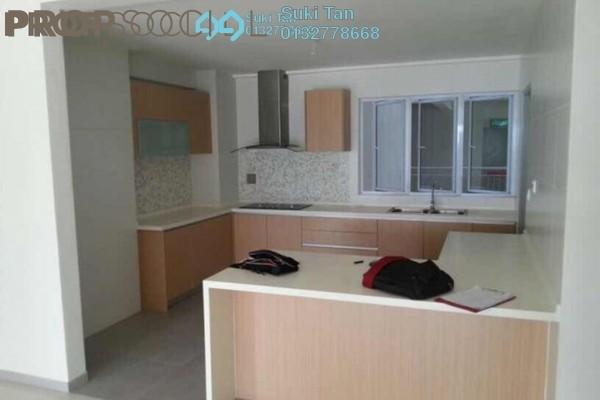 For Sale Condominium at Villa Orkid, Segambut Freehold Semi Furnished 4R/3B 728k