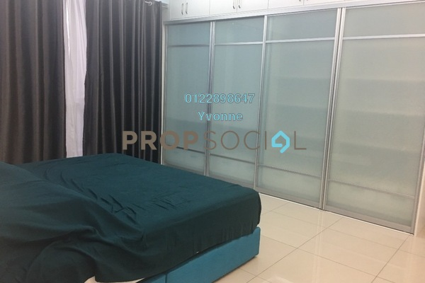 For Rent Apartment at Main Place Residence, UEP Subang Jaya Freehold Fully Furnished 3R/2B 4k