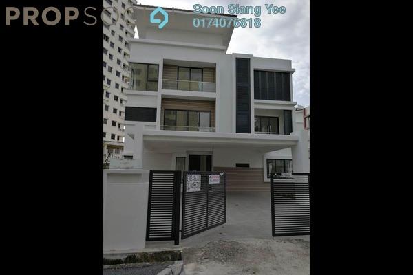 For Sale Bungalow at Taman Bukit Jambul, Bukit Jambul Freehold Unfurnished 7R/7B 3.9m