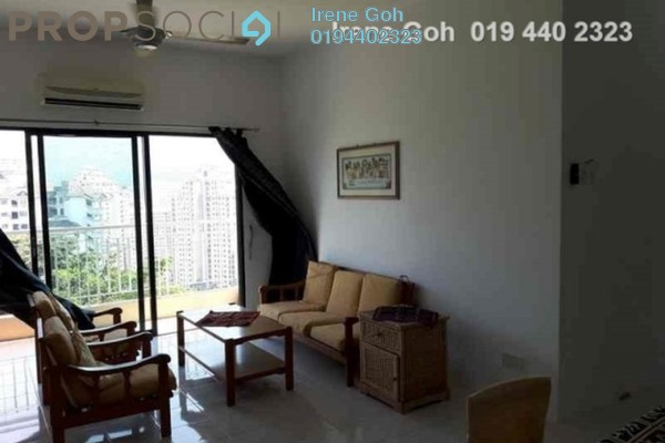 For Rent Condominium at Alpine Tower, Bukit Jambul Freehold Fully Furnished 3R/2B 1.3k