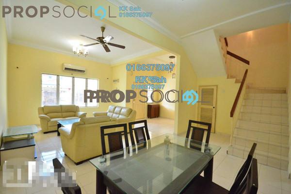For Rent Terrace at Bandar Puteri Klang, Klang Freehold Fully Furnished 4R/3B 1.4k