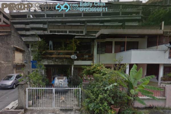 For Sale Terrace at Taman Kuchai, Old Klang Road Freehold Unfurnished 4R/3B 700k