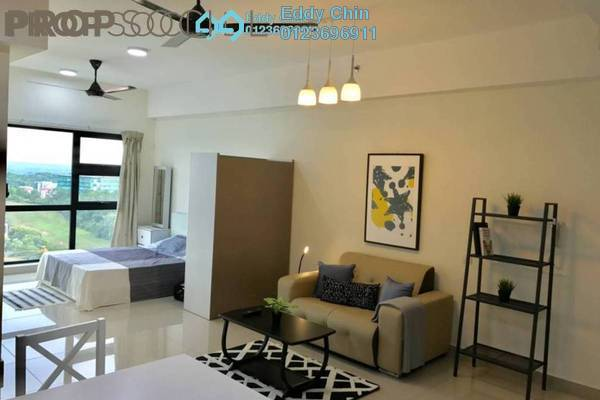 For Rent Condominium at Hyve, Cyberjaya Freehold Fully Furnished 1R/1B 1.5k