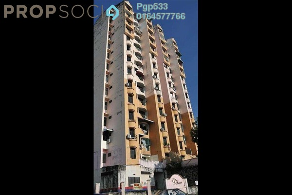 For Rent Apartment at Desa Bistari, Damansara Heights Freehold Fully Furnished 3R/2B 1k