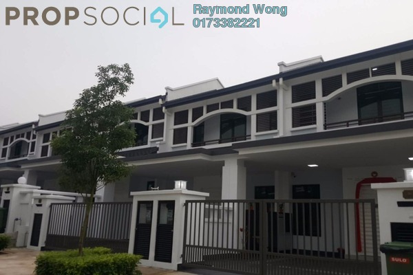 For Sale Terrace at Eco Majestic, Semenyih Freehold Unfurnished 4R/3B 660k