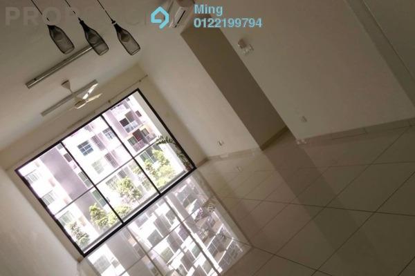 For Rent Condominium at Zeva, Bandar Putra Permai Freehold Unfurnished 2R/2B 1.2k