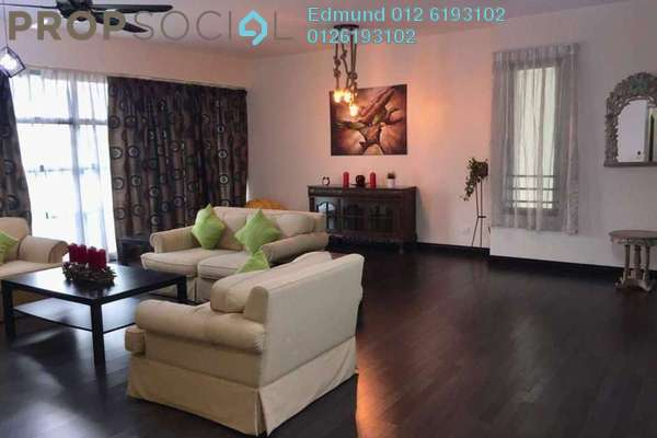 For Rent Condominium at Saujana Residency, Subang Jaya Freehold Fully Furnished 2R/2B 3.7k