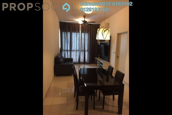 For Rent Condominium at Tropicana City Tropics, Petaling Jaya Freehold Fully Furnished 1R/2B 2.1k