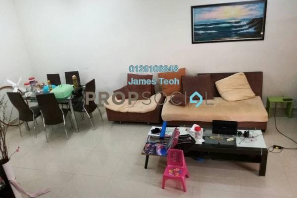 For Sale Terrace at Section 2, Bandar Mahkota Cheras Leasehold Semi Furnished 4R/3B 508k