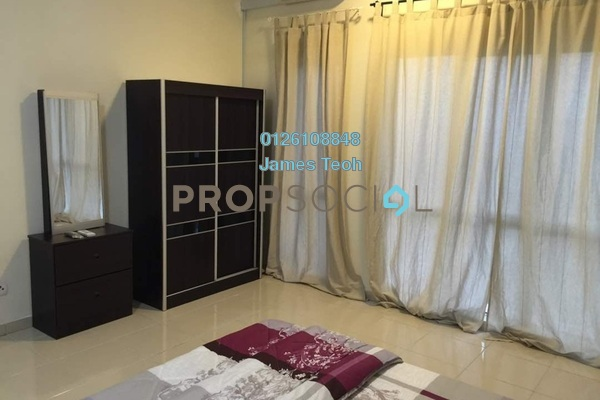 For Sale Condominium at The iResidence, Bandar Mahkota Cheras Freehold Semi Furnished 3R/2B 508k