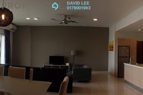For Rent Condominium at Sri Putramas II, Dutamas Freehold Fully Furnished 3R/3B 3.2k